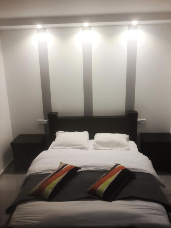 City Apartments Studio room bedroom