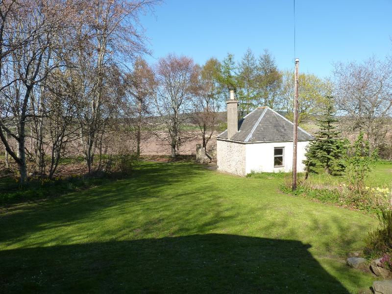 The original 'Wester Marchhead' built circa 1800