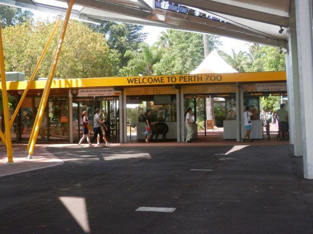 Perth Zoo, South Perth