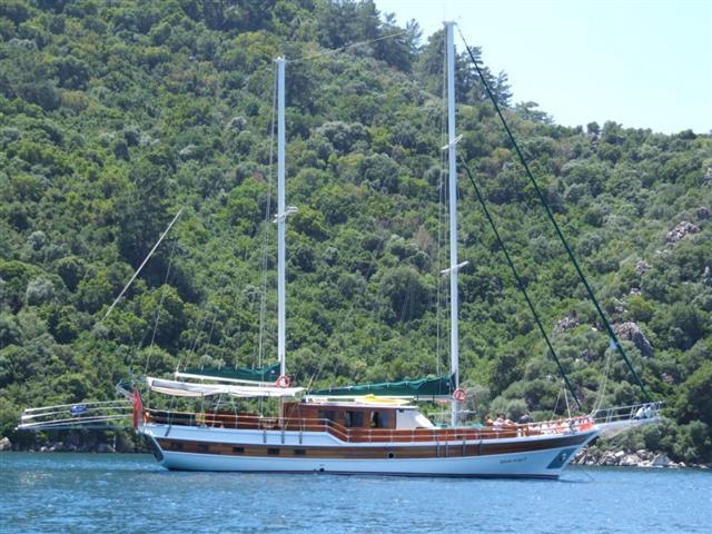 Private Yacht Charter, Gulet Charter, Blue Cruise, holiday rental in Marmaris