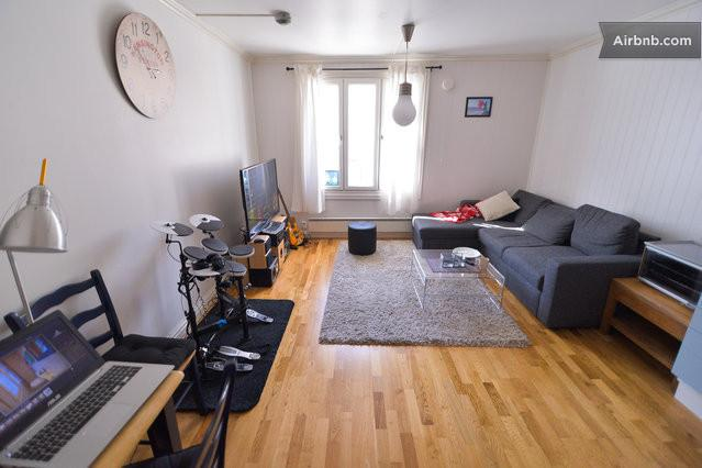 Harstad Small Family Apartment, alquiler de vacaciones en Troms