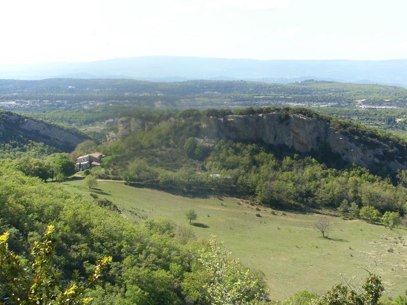 Le plateau des Claparèdes.