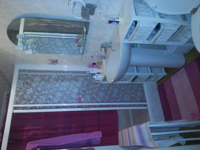 suelo del baño