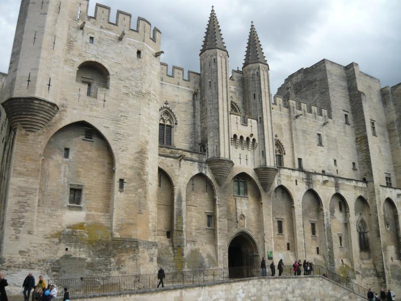 Le Palais des Papes in Avignon