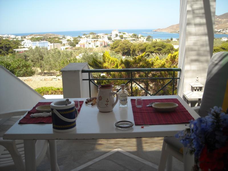 Archipelagos apartment - 68 sq.m - sea view, holiday rental in Galissas
