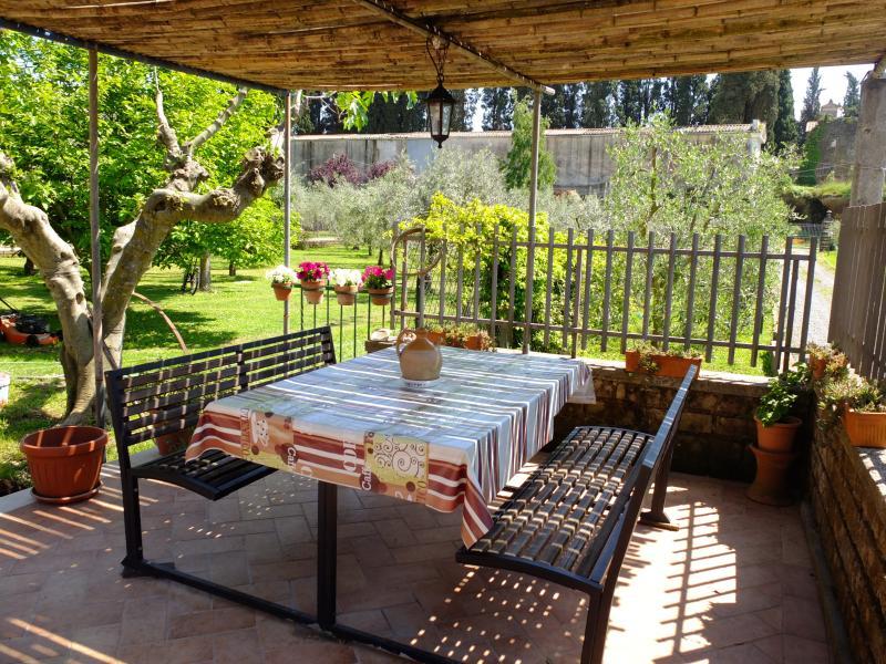L'UPUPA, holiday rental in Bellegra
