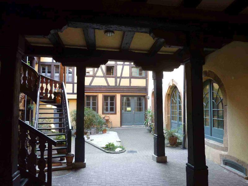 La cour de l'Empereur, holiday rental in Eguisheim