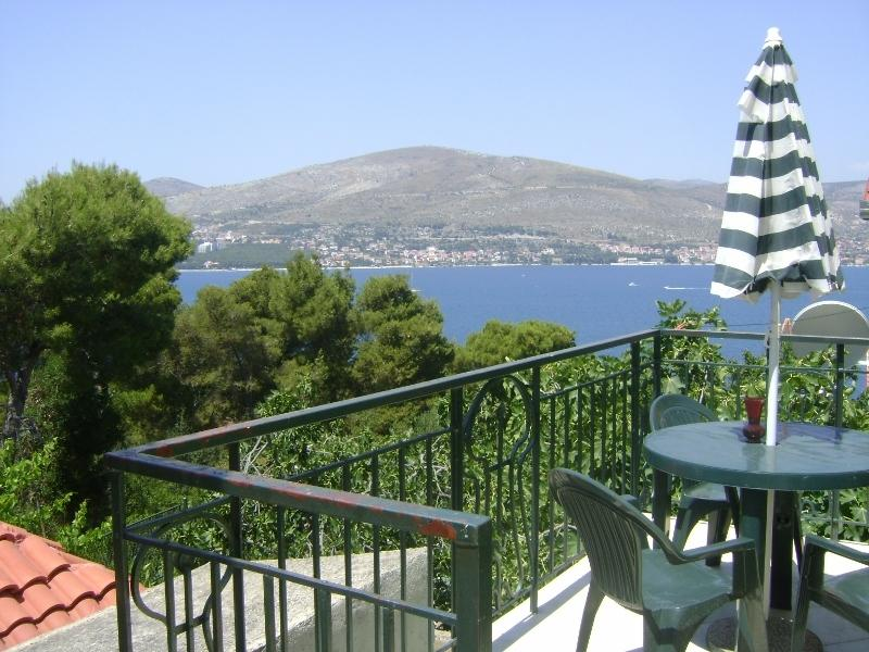 View from the corner terrace