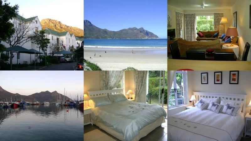 'Riversong Hout Bay', attractive, comfortable two bedroom holiday apartment in an ideal location.