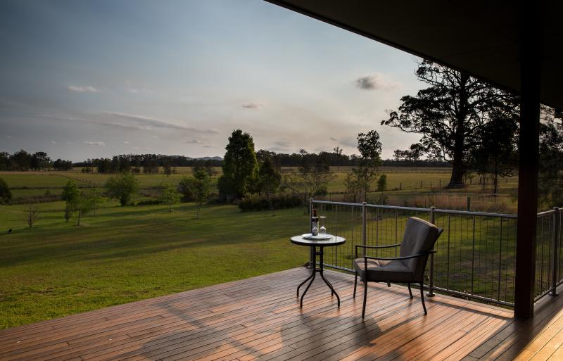 Expansive rural views - no neighbours!