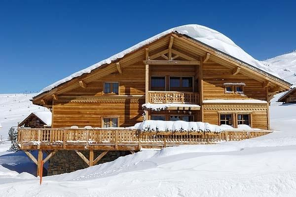 Chalet Altiport, vacation rental in Lussat