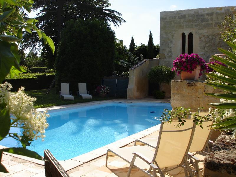 La Pignarderie Saint Emilion, holiday rental in Saint-Cibard