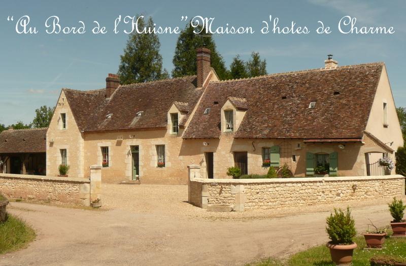 Au Bord de L'Huisne, holiday rental in Orne