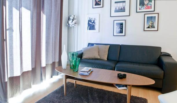 Luxury apartment in the center, vacation rental in Reykjavik