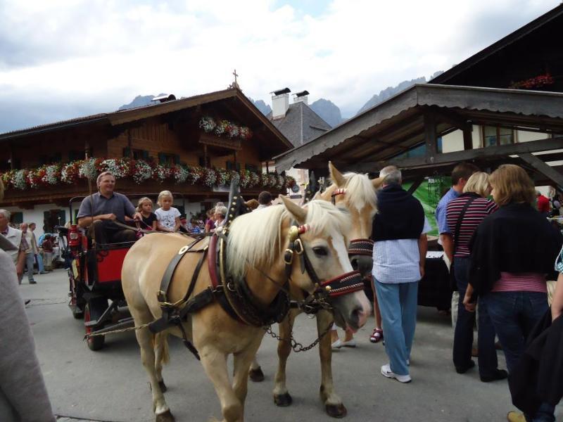 Handicraft market In local village