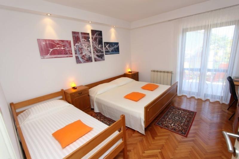 Apartment Villa Mattossi A4, holiday rental in Rovinj