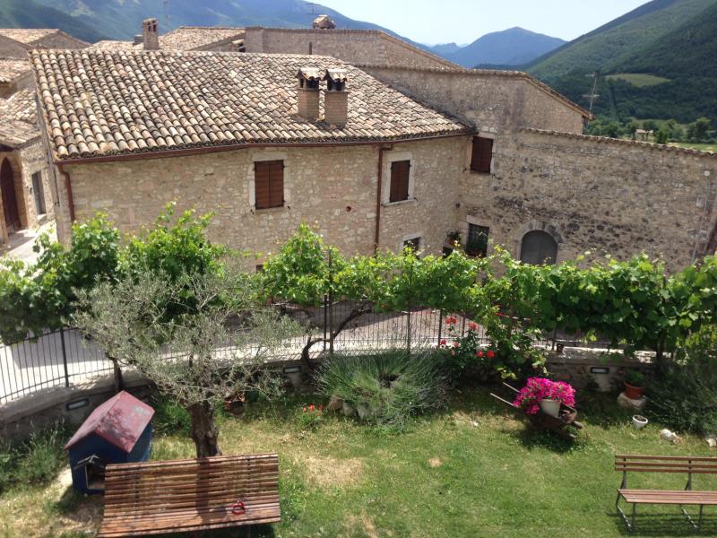 Agriturismo Campagna in Compagnia, Ferienwohnung in Borgo Cerreto