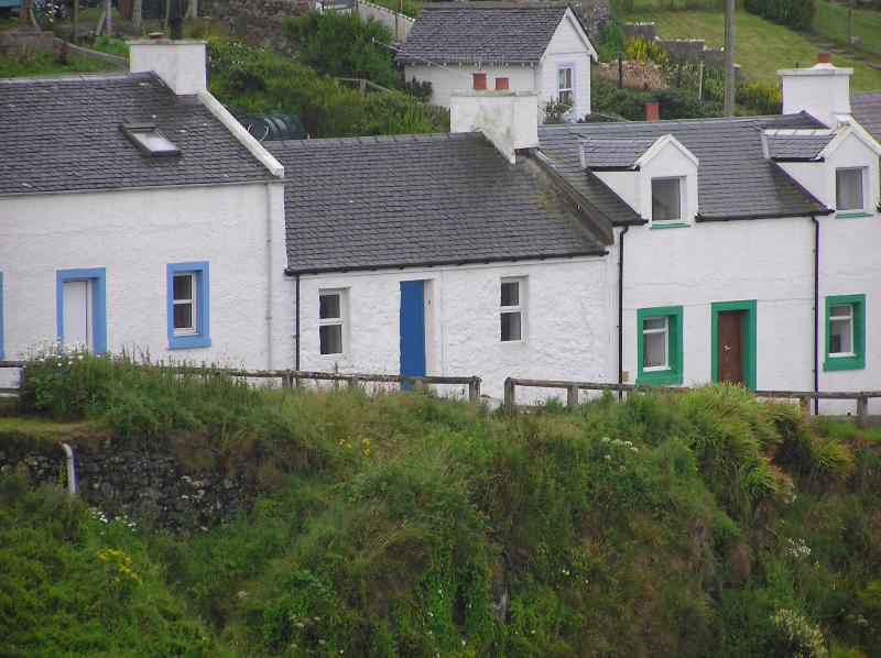 Seal Cottage, Portnahaven, Isle of Islay, Argyll, holiday rental in Port Ellen
