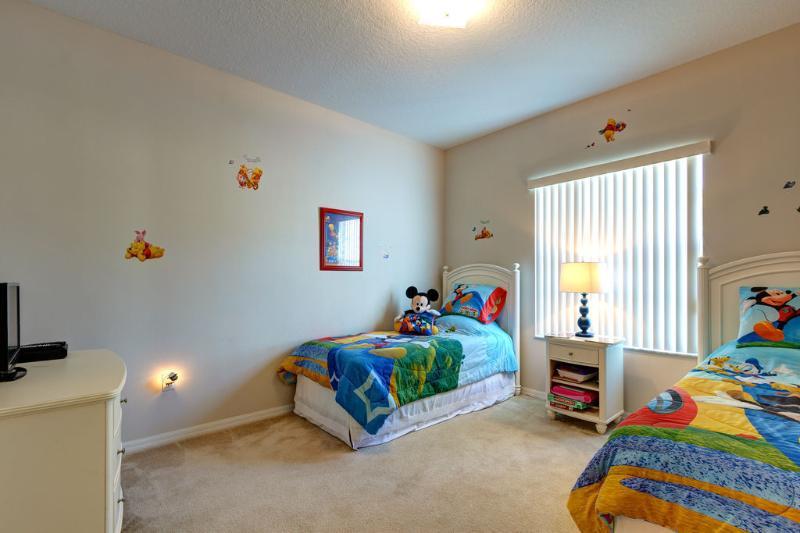 Disney Twin Bedroom