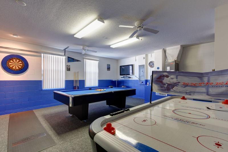Orlando Magic Games Room