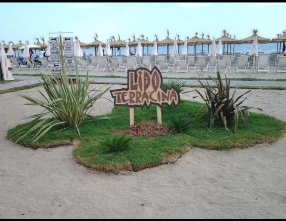 Beach of Piazzale Lido end of Viale Vittoria (less than 700mt from apartment)