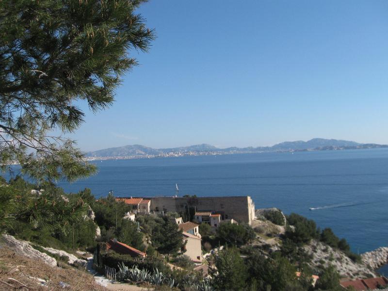 Le Grand Bleu, holiday rental in Marignane