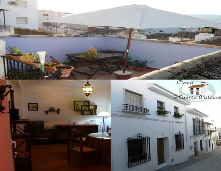 Casa Huerta Palacio