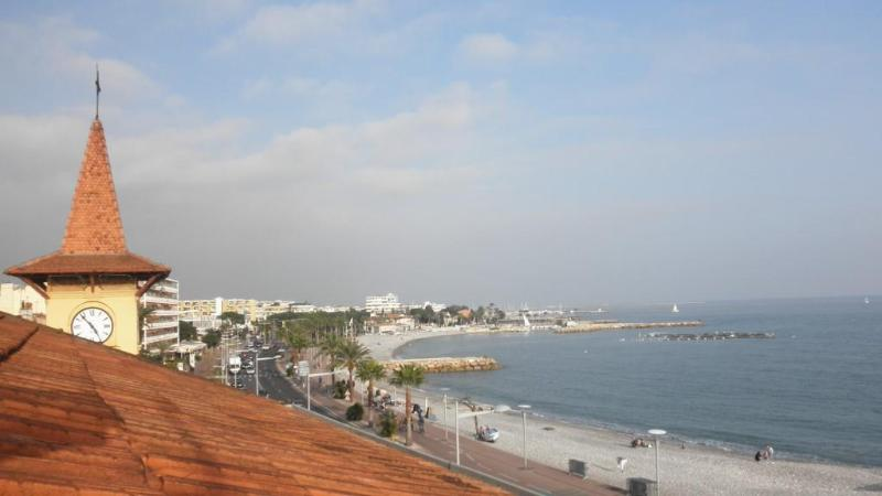 splendide appartement face a la mer