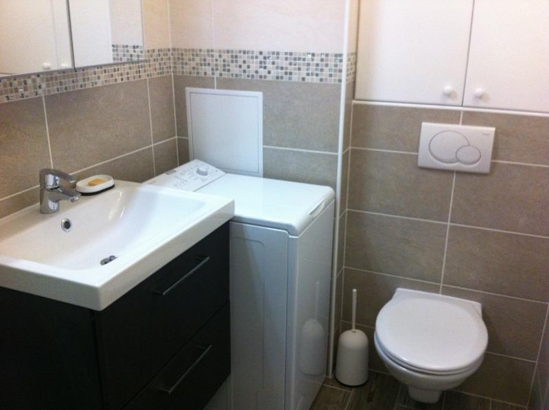 nieuwe douchekamer