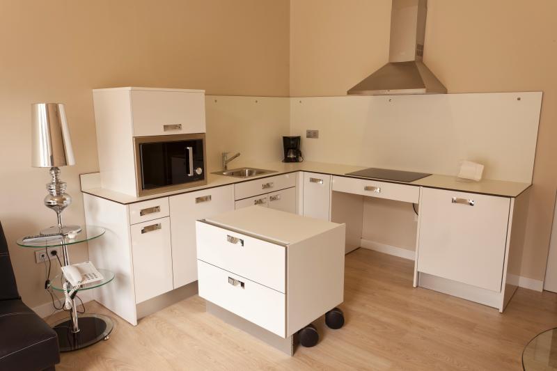 cocina adaptada y accesible