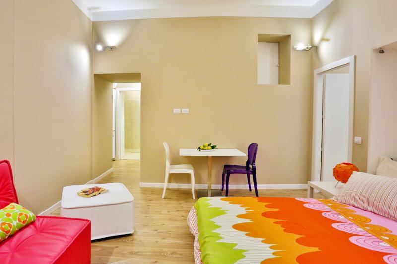 double bedroom with bathroom ensuite