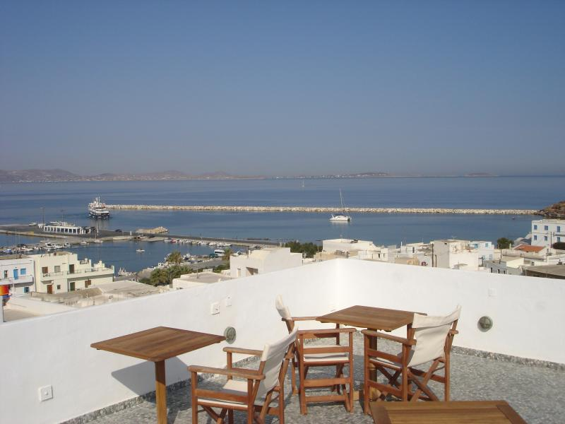 PANORAMA HOTEL, holiday rental in Naxos Town