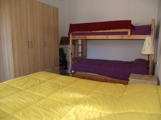 Doppelzimmer und Etagen