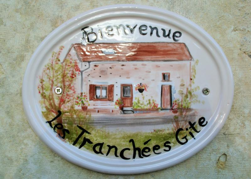 A warm welcome awaits you at Les Tranchèes Gite