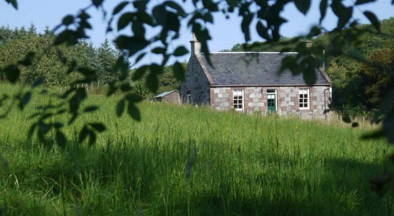 Crawfordston Cottage, holiday rental in Kirkmichael