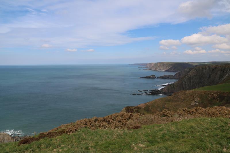 lovely cliff walks