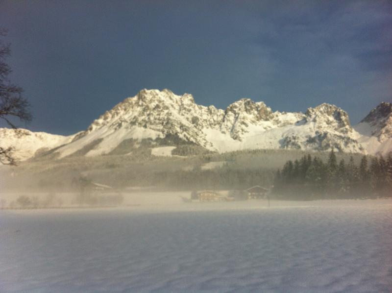 Wilderkaiser mountains