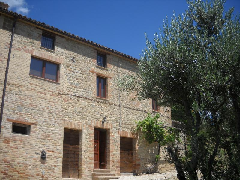 Casa Clara, holiday rental in Smerillo