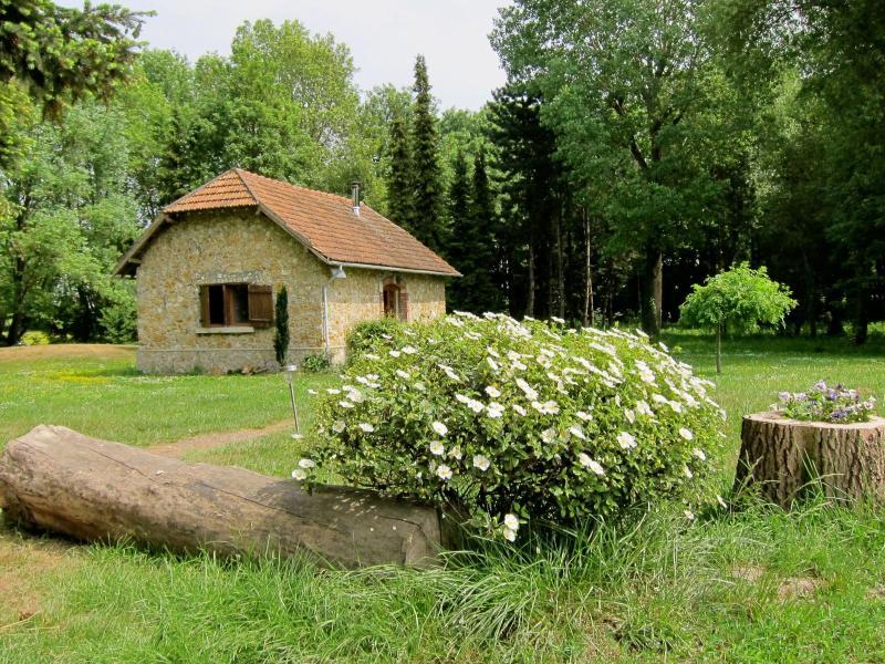 Gîte de la Source, location de vacances à Baillet-en-France
