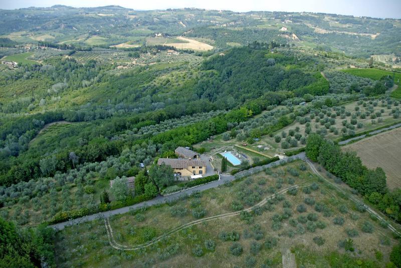 Agriturismo Casa Pietraia, vacation rental in Certaldo