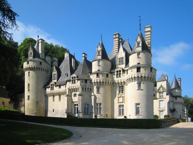 Chateau de Rigny Ussé