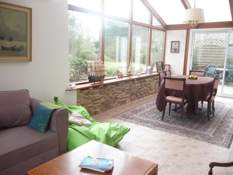 De veranda - eetkamer en living room spel