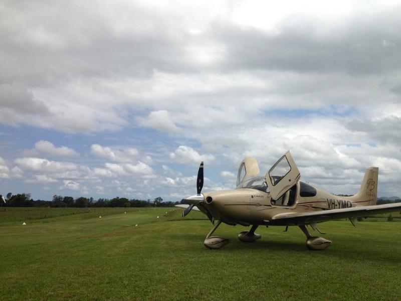 Have a plane? Fly right in to the private airstrip.