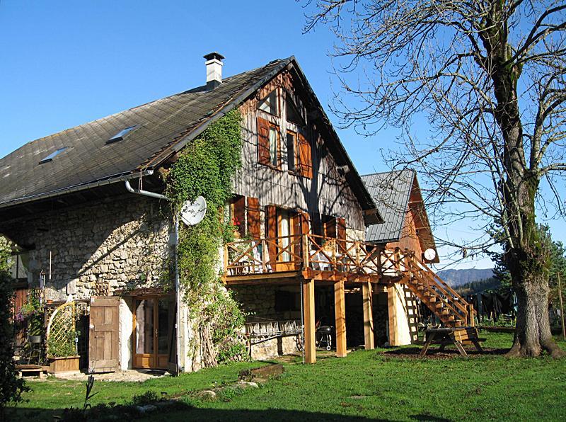 La Grange, holiday rental in Les Echelles