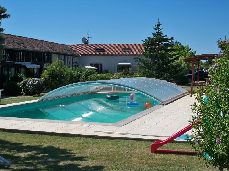 Swimming Pool and Gites
