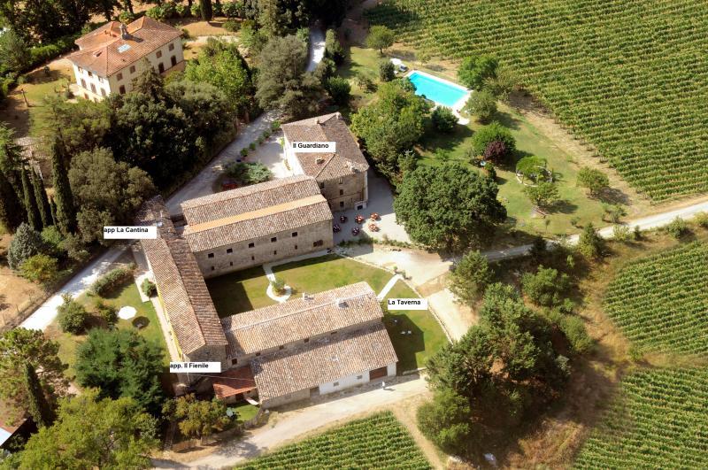 Agriturismo Alle Vigne di Pace, holiday rental in Santa Maria di Sette