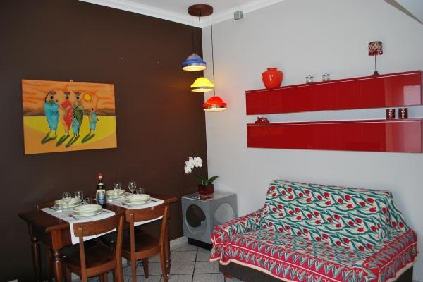 CR660 - ROME GEMELLI HOME, vacation rental in Cerreto Laziale