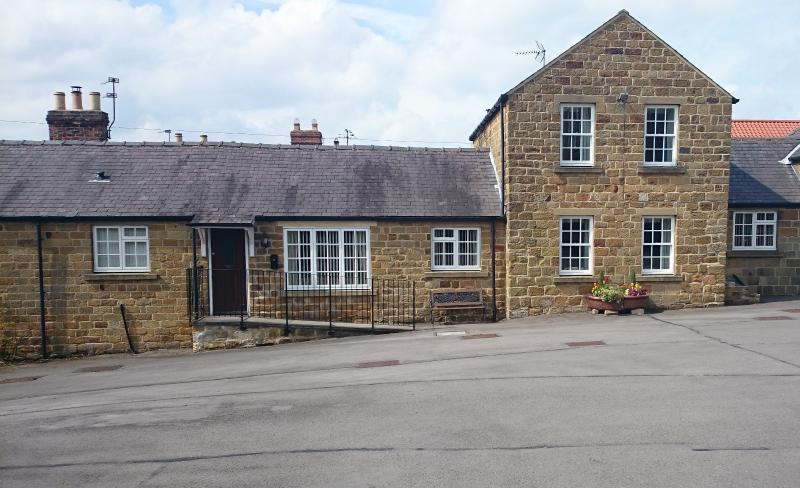Swaledale Cottage, vacation rental in Kilburn