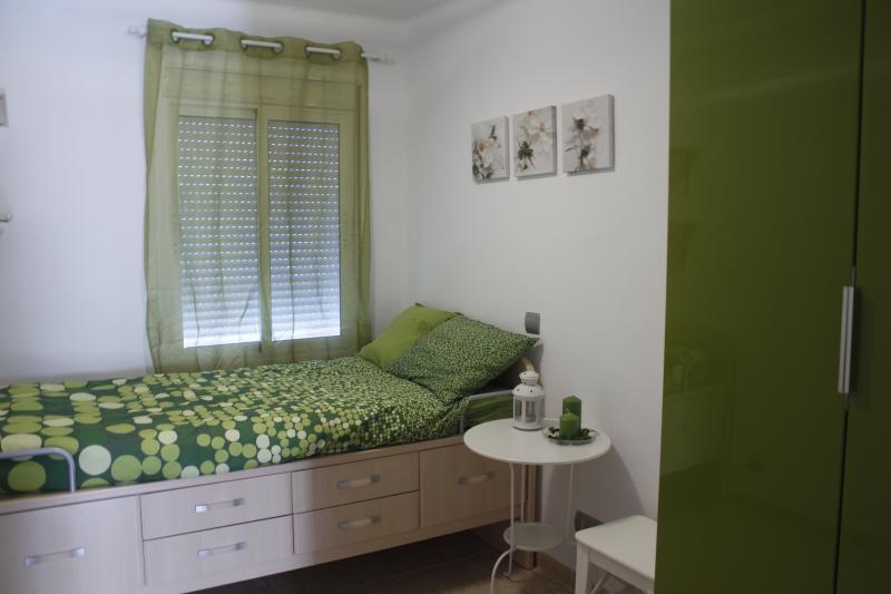 Habitación verde 1