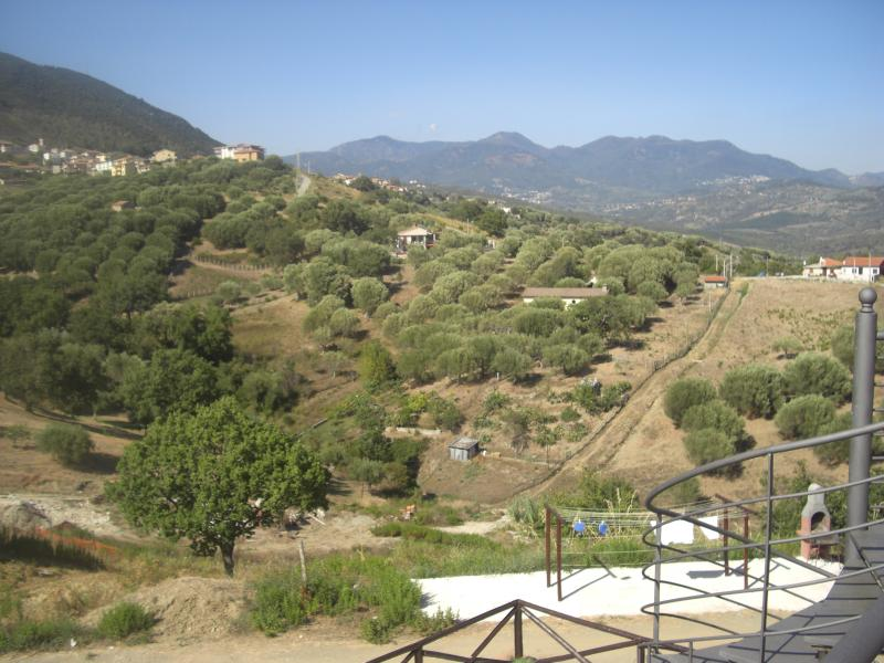 THE PANORAMA YOU ENJOY ON THE BACK SIDE OF CASA ELISABETTA